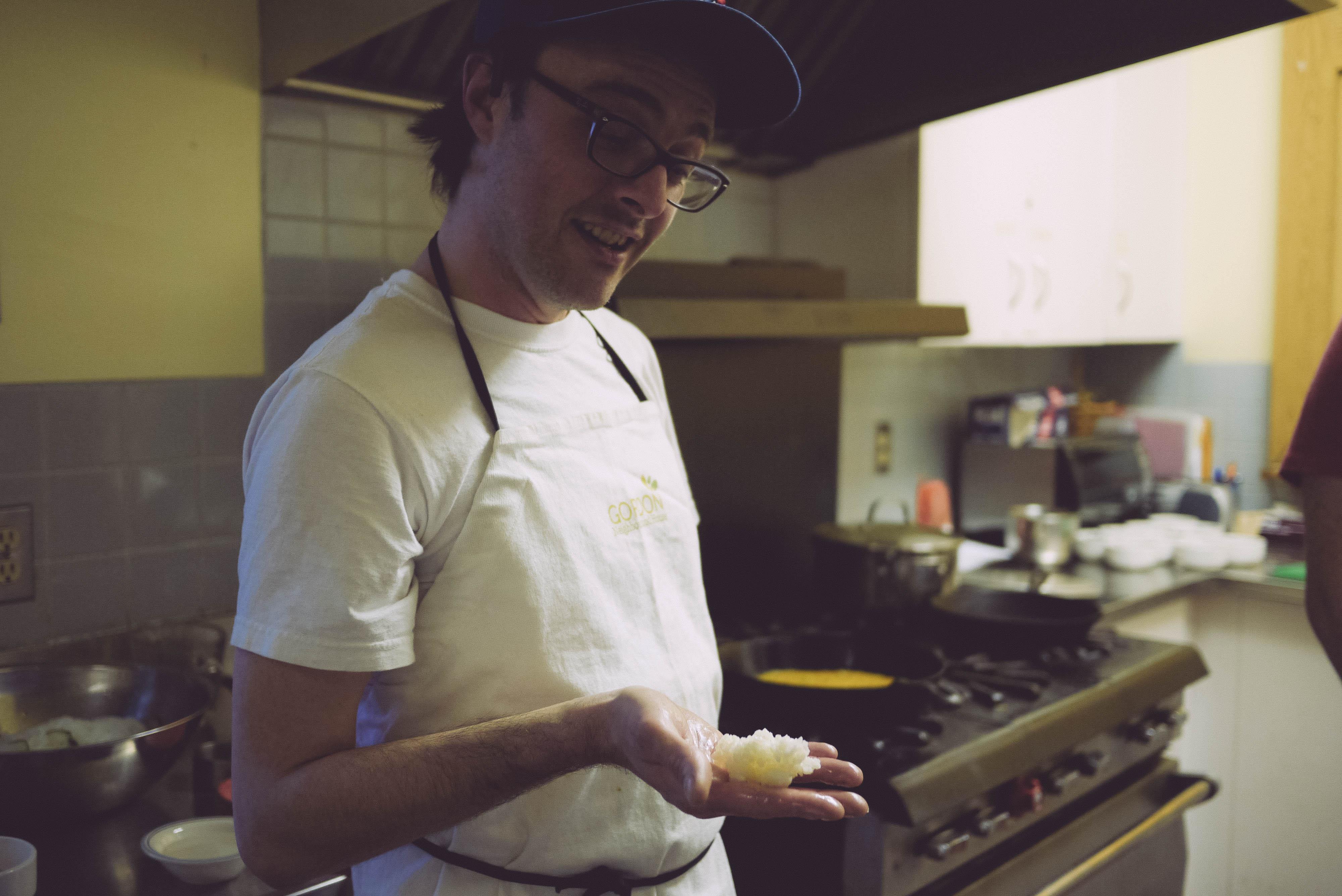 building a community around food - 2