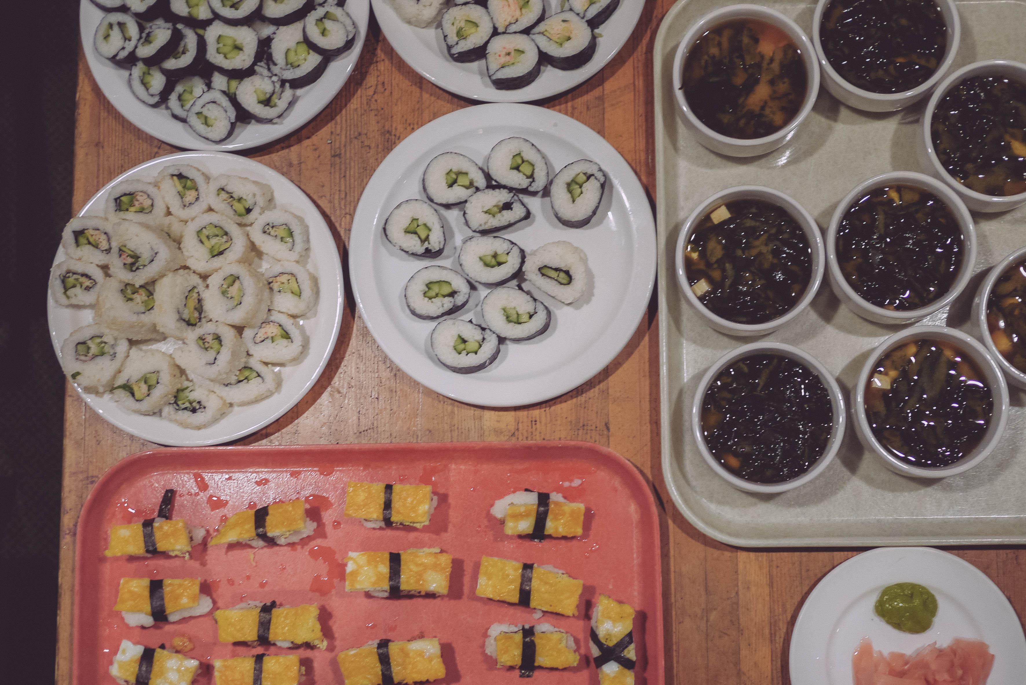building a community around food - 4