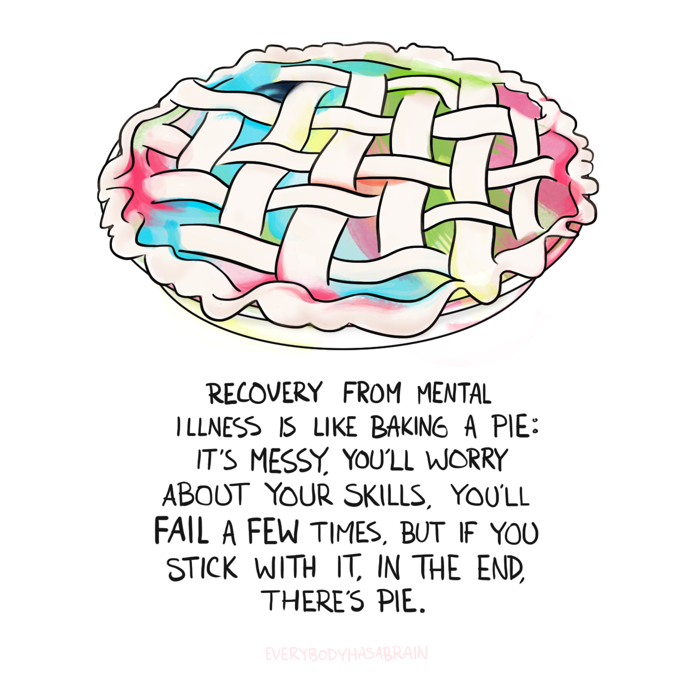How to Recover from Mental Illness
